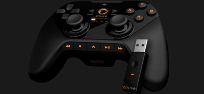 Universal OnLive Wireless Controller Review