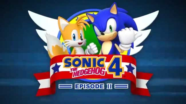 Sonic The Hedgehog 4 Episode 2 Walkthrough