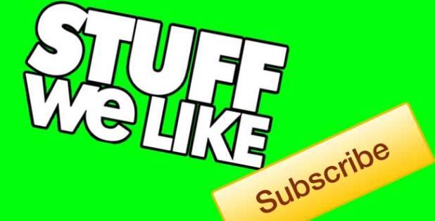 Subscribe to StuffWeLike.com