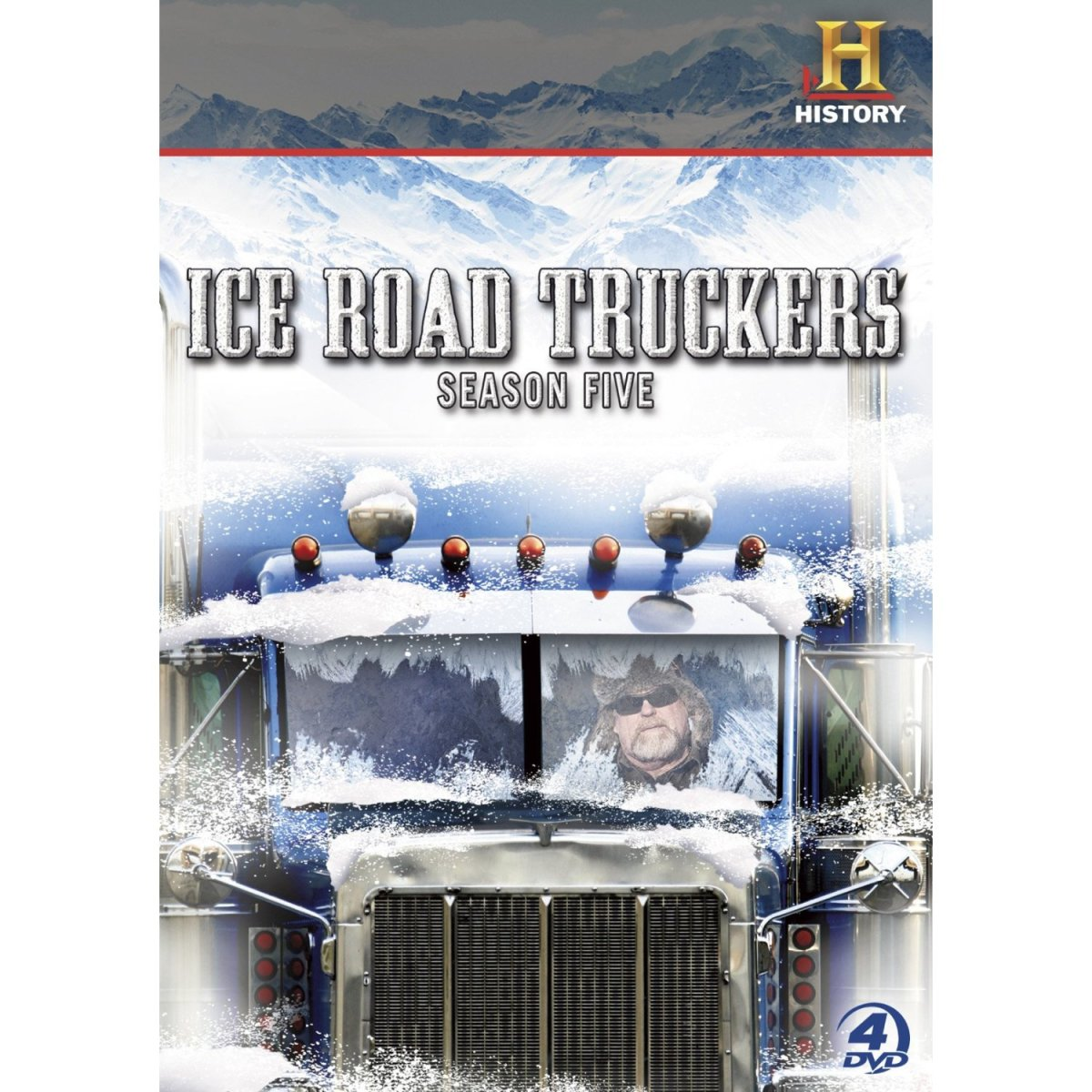 Ice Road Truckers: Season Five – DVD Review