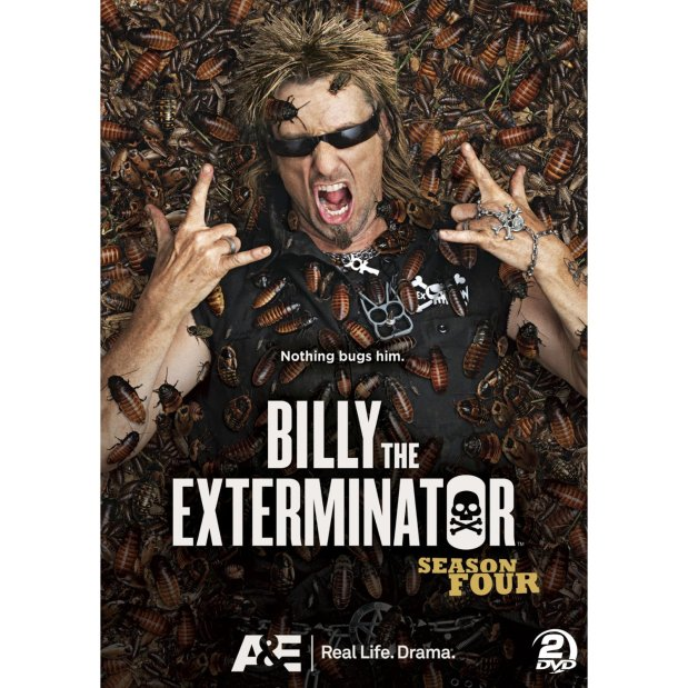 Billy the Exterminator: Season Four – DVD Review
