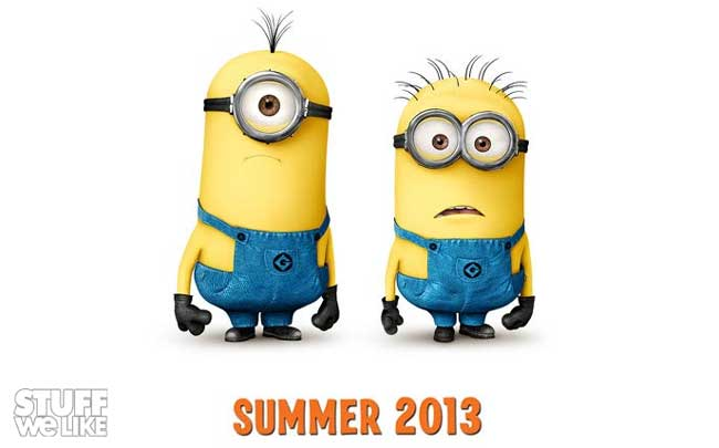 Despicable Me 2 Teaser