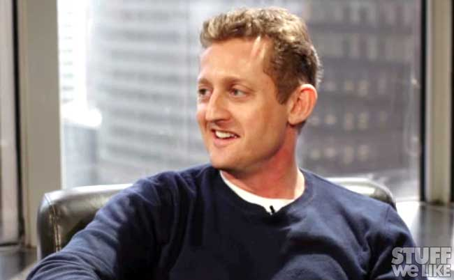 Alex Winter Talks Bill & Ted 3