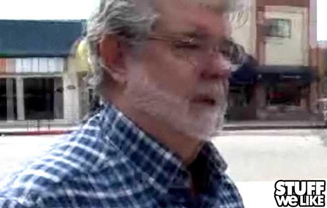 George Lucas: Star Wars is Dead