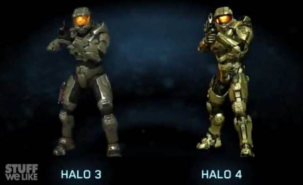 Making of Halo 4