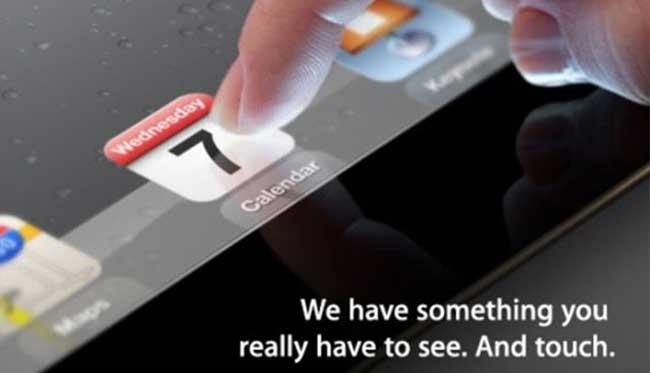 New iPad Specs