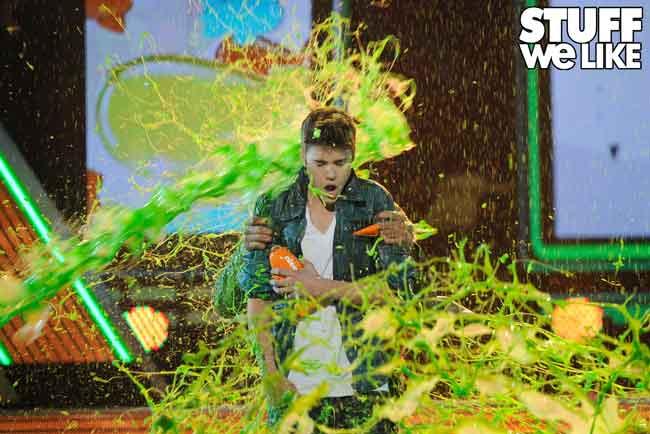 KCA 2012 Justin Bieber