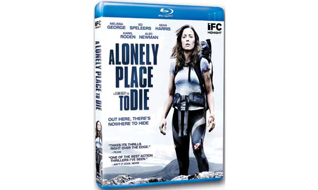 A Lonely Place to Die Bluray Review