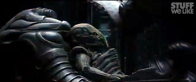 Prometheus WonderCon Trailer