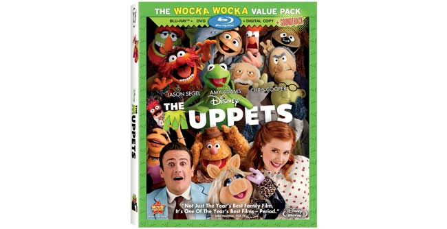 The Muppets Bluray Review