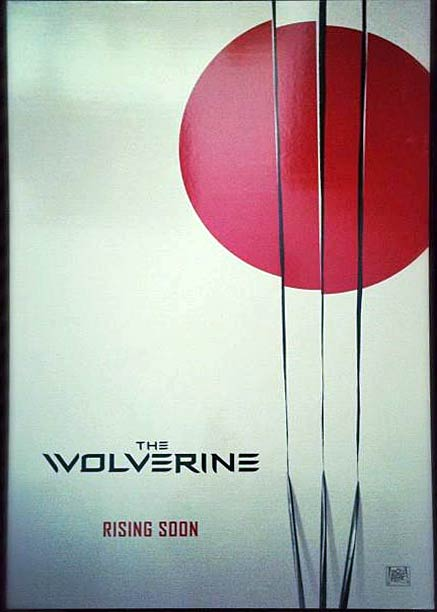 Is this the new Wolverine poster?