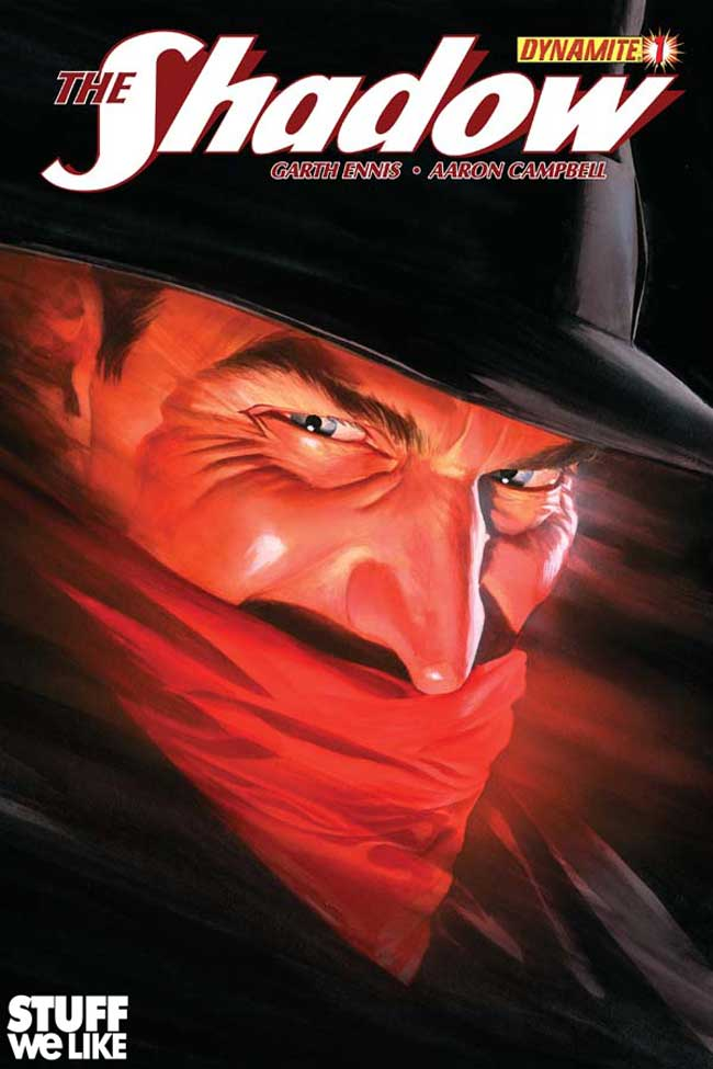The Shadow #1 Dynamite Entertainment