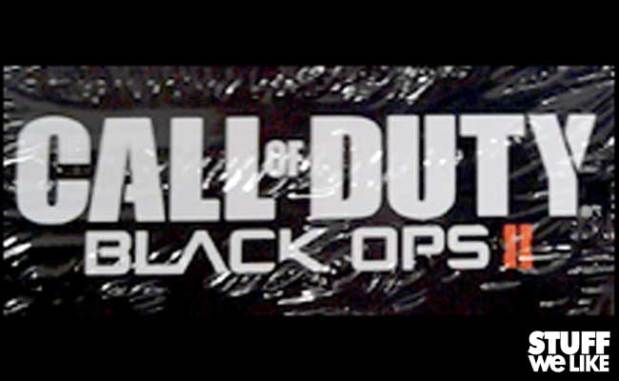 Call of Duty Black Ops 2 Leaked