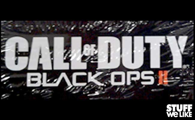 Call of Duty Black Ops 2 logo