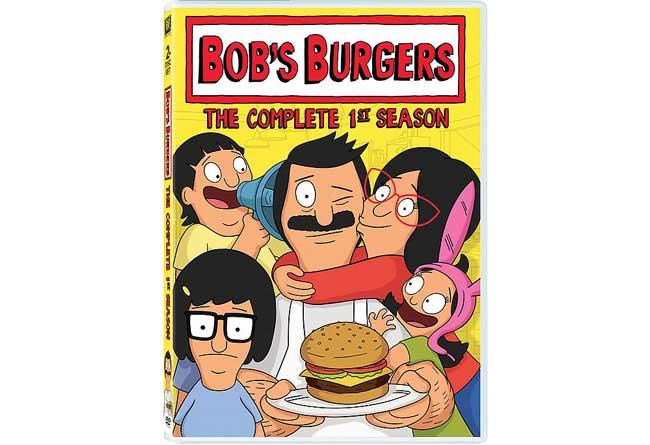 Bob's Burgers Season 1 DVD Review