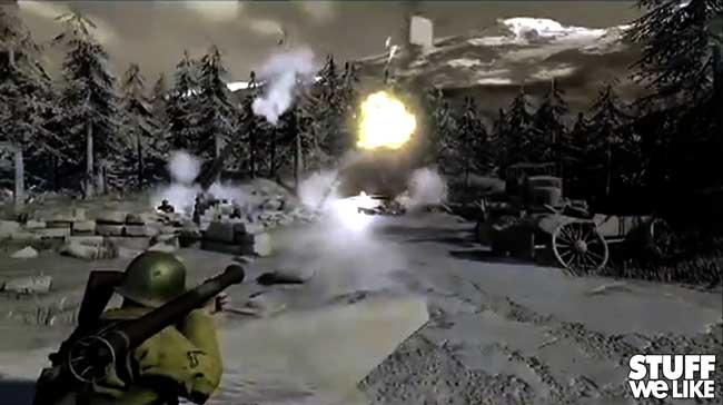 Call of Duty Prototype