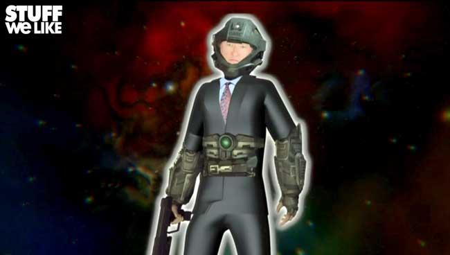Conan in Halo 4
