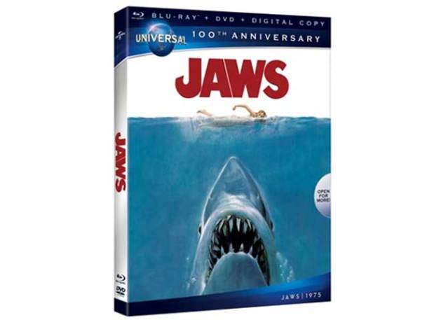 JAWS Bluray Announcement