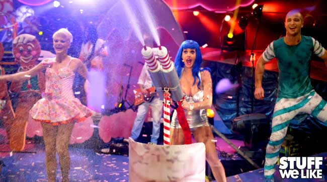 Be a part of the new Katy Perry Movie