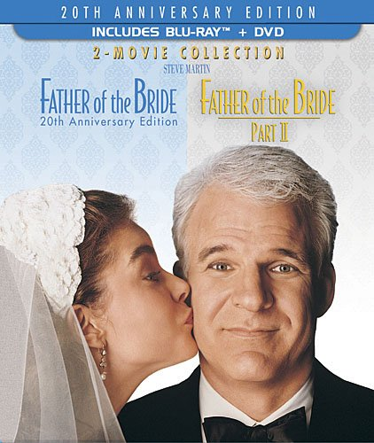 Father of the Bride/Father of the Bride, Part II – 20th Anniversary Blu-ray/DVD Review