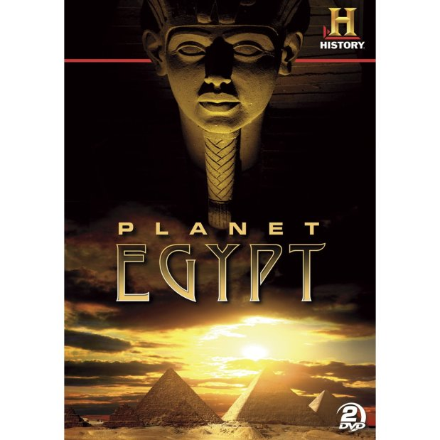 Planet Egypt – DVD Review