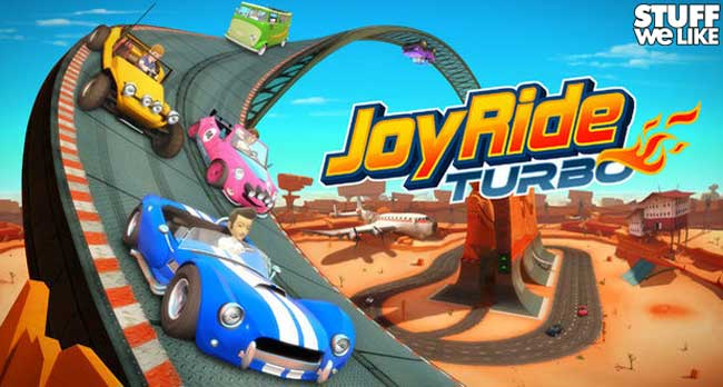 Joy Ride Turbo Walkthrough