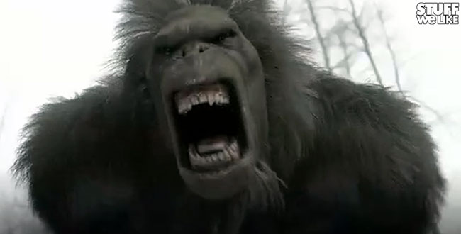 Syfy Bigfoot