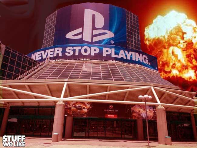 E3 Stays in LA
