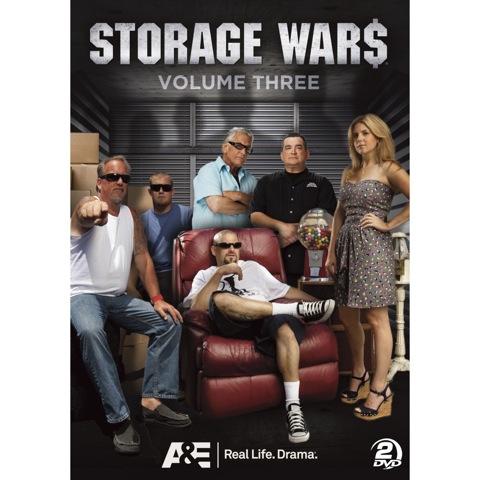 Storage Wars: Volume Three – DVD Review