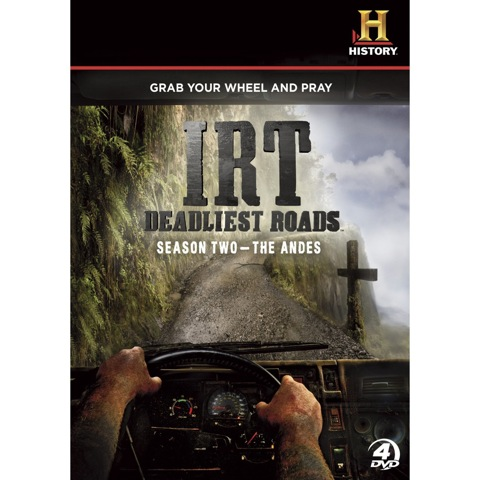IRT Deadliest Roads: Season Two, The Andes – DVD Review