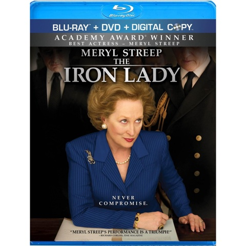 The Iron Lady – Blu-ray Review