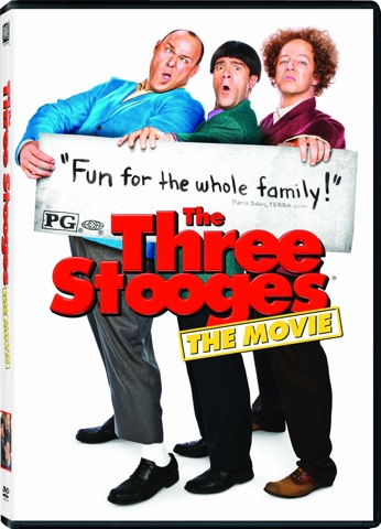 The Three Stooges (2012) – DVD Review