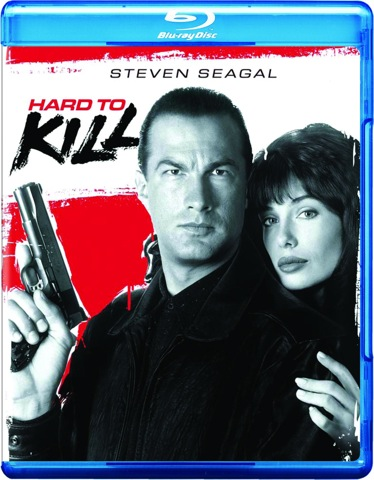 Hard to Kill – Blu-ray Review
