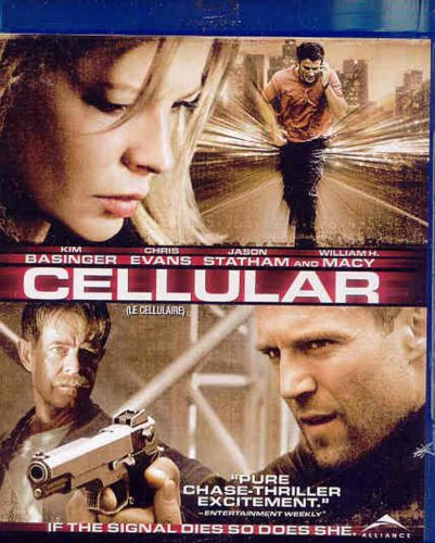 Cellular – Blu-ray Review