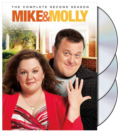Mike & Molly: The Complete Second Season – DVD Review