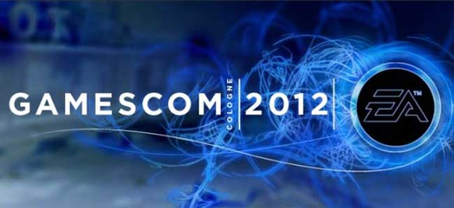 Electronic Arts Gamescom 2012 Conference