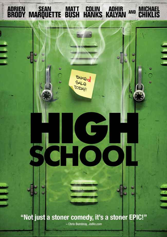 Giveaway: High School DVD