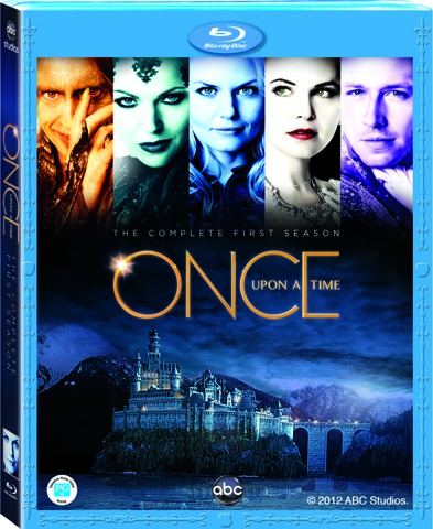 Once Upon a Time: The Complete First Season – Blu-ray Review