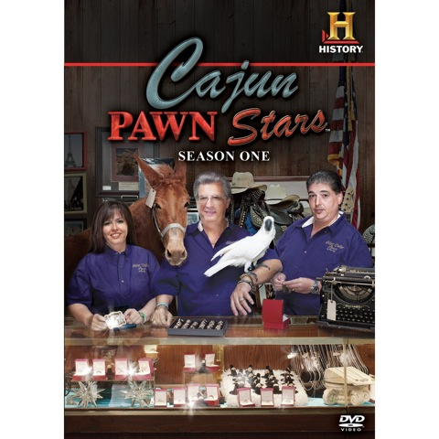 Cajun Pawn Stars: Season One – DVD Review