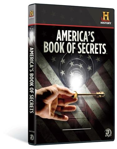 America's Book of Secrets – DVD Review