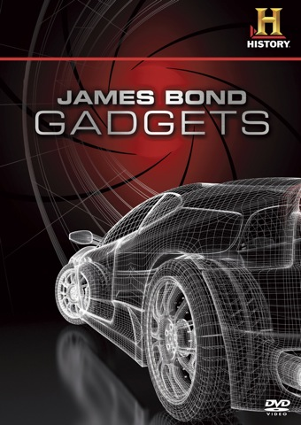 James Bond Gadgets – DVD Review