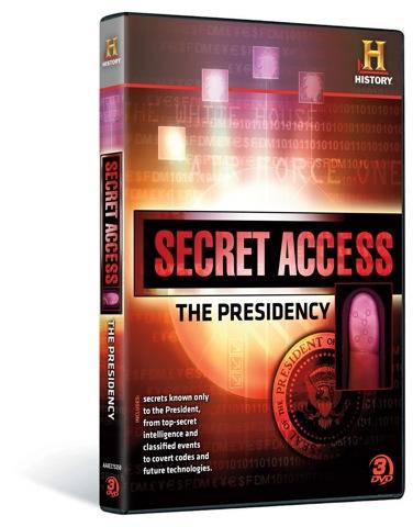 Secret Access: The Presidency – DVD Review