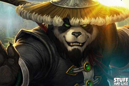 Livestream: World of Warcraft Mists of Pandaria