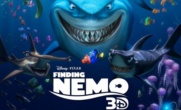 Finding Nemo in 3D – Movie Review