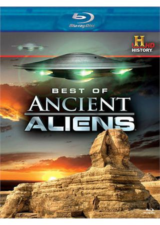 The Best of Ancient Aliens – Blu-ray Review