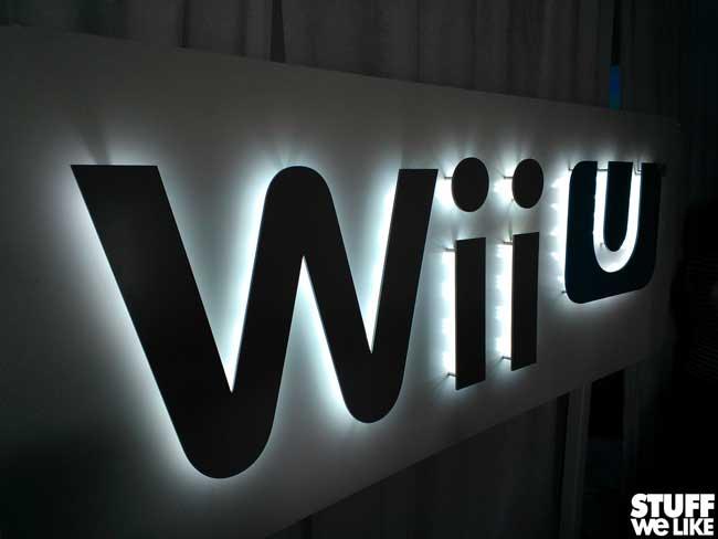 Wii U LA Experience