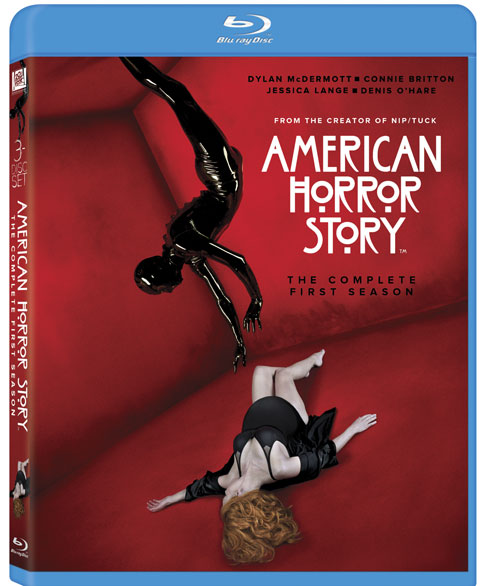 American Horror Story: The Complete First Season – Blu-ray Review