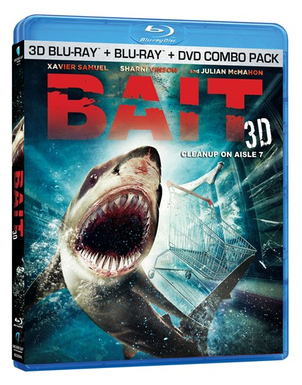 Bait: 3D – Blu-ray Review