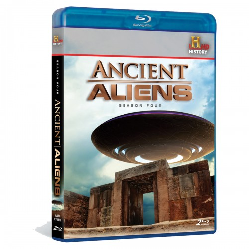 Blu-ray Review: Ancient Aliens – Season Four