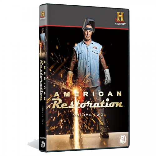 DVD Review: American Restoration – Volume Two